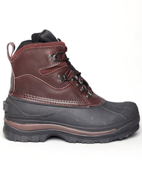 Rothco - Men Brown Rothco 8 In Cold Weather Hiking Boots