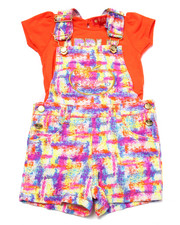 Sets - 2 PC SHORTALL SET (INFANT)
