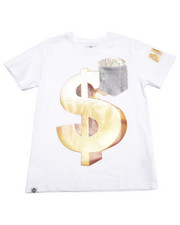 Tops - MONEY TEE (8-20)