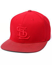 Men - St. Louis Cardinals Tonalism Nubuck Strapback hat