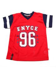 Enyce - MESH AMERICANA TEE (4-7)