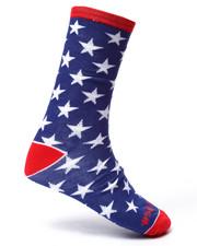Men - Americana 2Pk Crew Socks