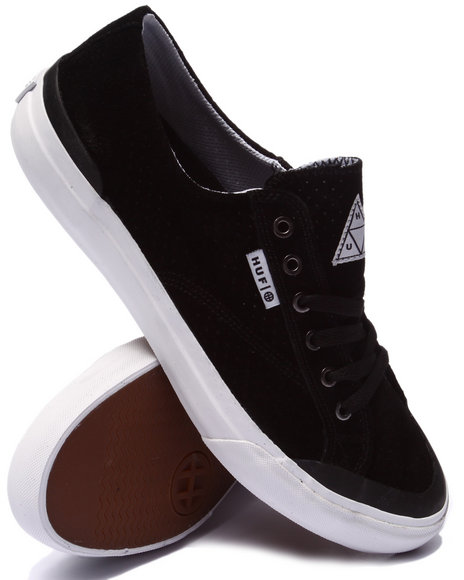 Huf Black,White Sneakers