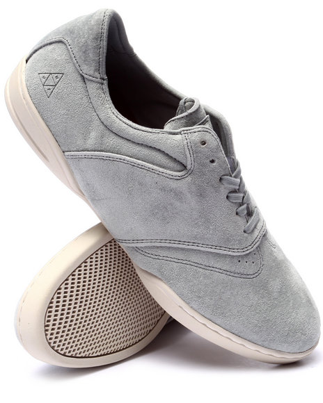 Huf - Men Grey,White Dylan Sneakers