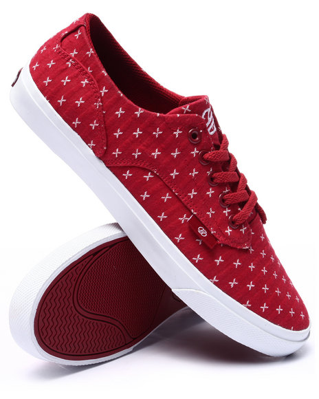 Radii Footwear Red Sneakers