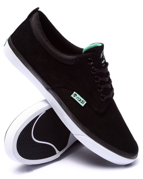 Ur-ID 220665 Radii Footwear - Men Black Jax Sneaker