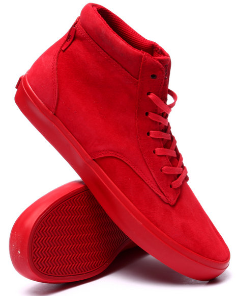 Radii Footwear - Men Red Basic Sneaker