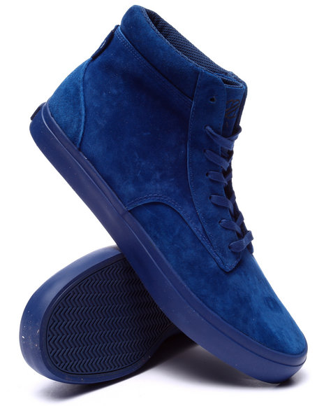 Radii Footwear Navy Sneakers