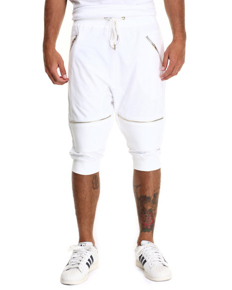 Hudson Nyc White Sweatpants