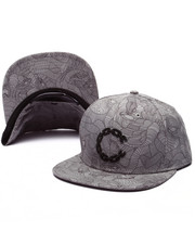 Men - Linear Medua Snapback