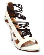 Fashion Lab - Giselle Strappy Cage Heel