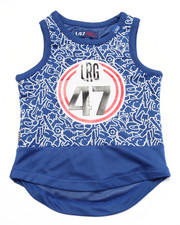 Sizes 2T-4T - Toddler - FAST LIFE TANK (2T-4T)