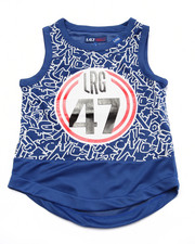 Sizes 4-7x - Kids - FAST LIFE TANK (4-7)