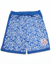 Boys - FAST LIFE SHORTS (2T-4T)