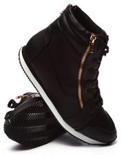 Fashion Lab - Stella Zipper Sneaker