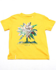 Tops - ALL NATURAL TEE (2T-4T)