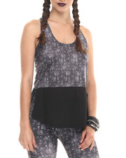 Crooks & Castles - Squad Love Lounge Tank