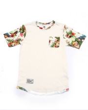 LRG - HAWAIIAN SAFARI TEE (8-20)