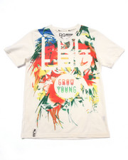 T-Shirts - GROW YOUNG TEE (8-20)