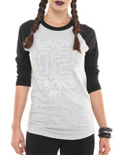 Crooks & Castles - Voltage Baseball Tee