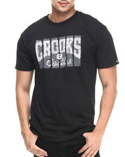 Crooks & Castles - Skewed Core Logo T-Shirt