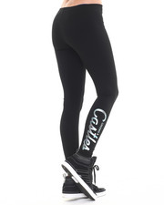 Bottoms - Euphoria Foil Legging