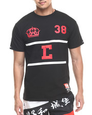 Crooks & Castles - Cardinal Number T-Shirt