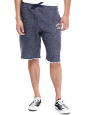 Shorts - Champagne & Inline Cocaine Knit Short