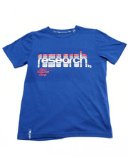 LRG - RESEARCH LOGO TEE (8-20)