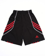 Shorts - ADIDAS BASKETBALL BASICS SHORTS (8-20)
