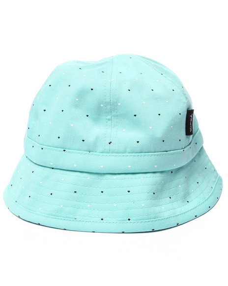 Diamond Supply Co - Men Teal Micro Diamond Bucket Hat