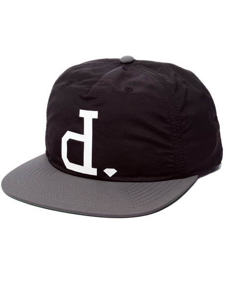 Ur-ID 223436 Diamond Supply Co - Men Black Un Polo Snapback Cap