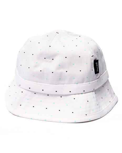 Diamond Supply Co White Buckets