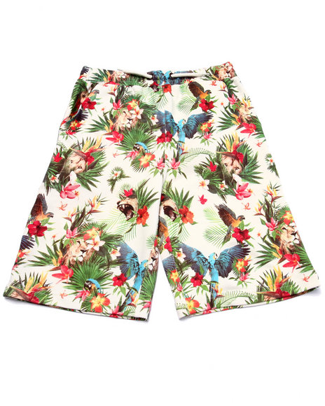 Lrg - Boys Multi Kilauea Short (8-20) - $9.99