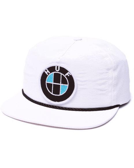 Ur-ID 223423 HUF - Men White Bavaria Snapback Cap