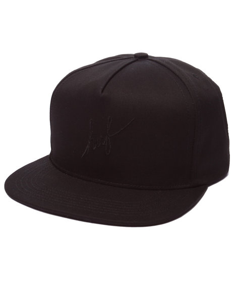 Huf Black Clothing Accessories