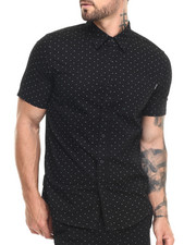 Button-downs - Micro Diamond S/S Button-down