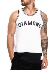 Jerseys - Diamond Arch Basketball Jersey