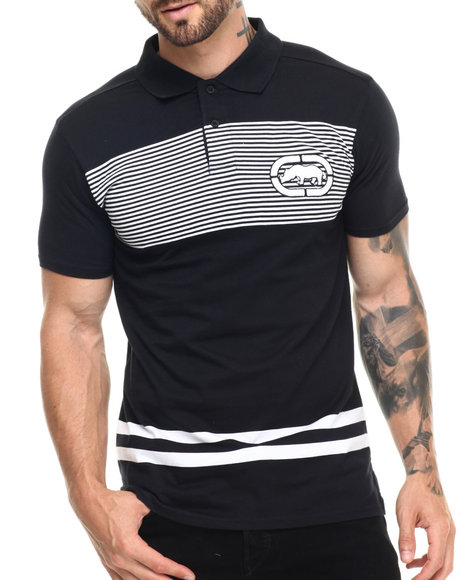 Ecko - Men Black Upstage Polo