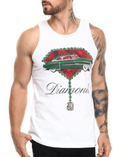 Men - Caddy Tank