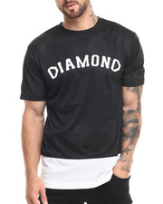 Men - Diamond Arch Mesh Tee