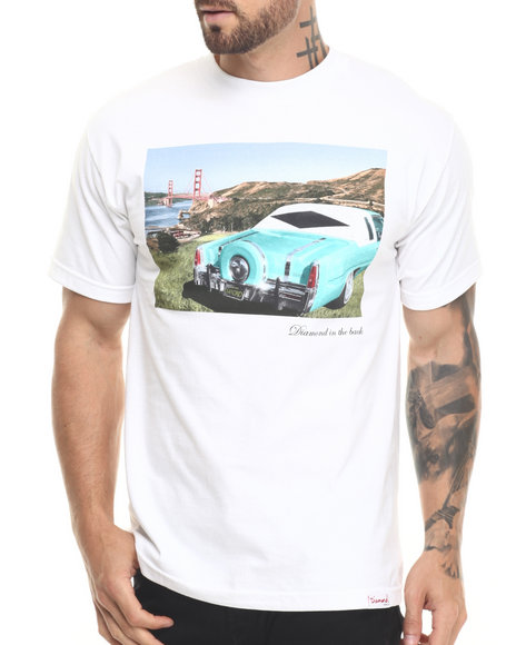 in the back tee