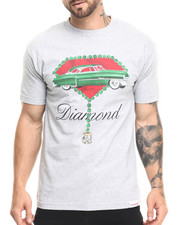 Men - Caddy Diamond Tee