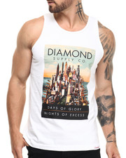 Diamond Supply Co - Excess 2 Tank