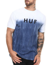 T-Shirts - Original Logo Faded Dip Dye Tee