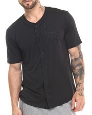 Button-downs - Classic H Baseball Jersey