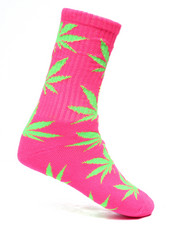 The Skate Shop - Neon Plantlife Socks