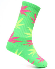 Accessories - Neon Plantlife Socks