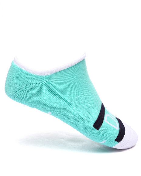 Diamond Supply Co Men Dl98 Low Socks Teal - $10.00