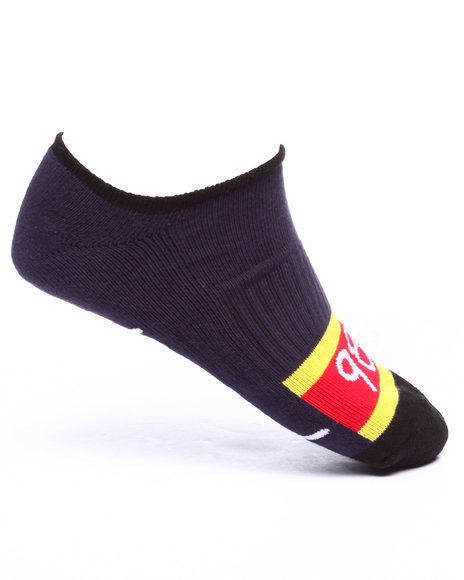 Diamond Supply Co Men Dl98 Low Socks Black - $10.00